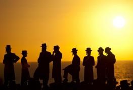 APTOPIX Mideast Israel Yom Kippur